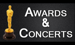 Awards & Concerts - & TV
