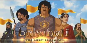 Bahubali The Lost Legends